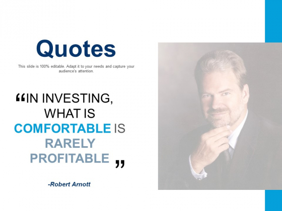 Quotes Thought Stretegy Ppt PowerPoint Presentation Ideas Maker
