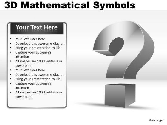 Question Mark Symbols PowerPoint Slides And Ppt Diagram Templates