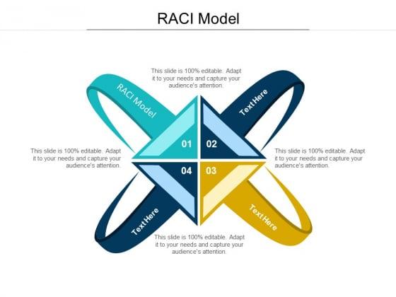 RACI Model Ppt PowerPoint Presentation Model Vector Cpb Pdf