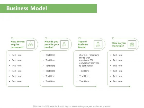 Raising Funds Company Business Model Ppt Layouts Template PDF