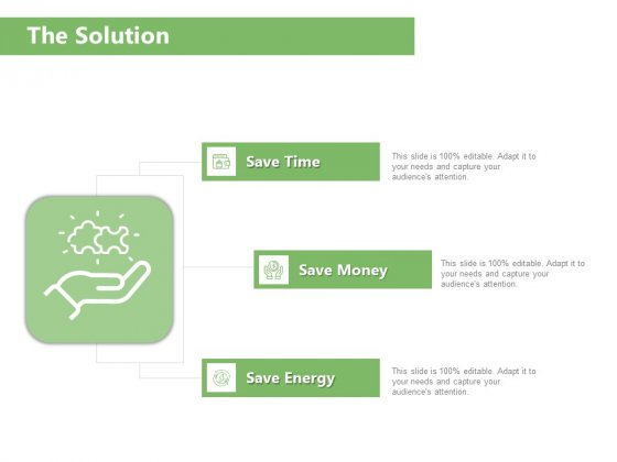 Raising Funds Company The Solution Ppt Infographics Example Introduction PDF