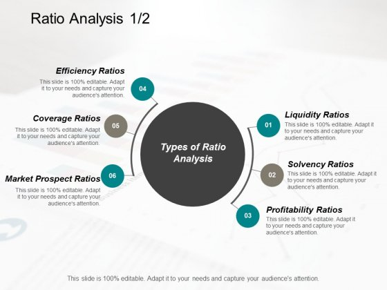Ratio Analysis Efficiency Rations Ppt Powerpoint Presentation Icon Professional