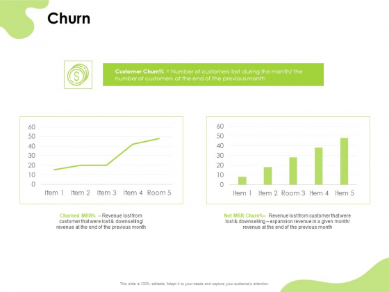 Reach Your Target Audience Churn Ppt Styles Visual Aids PDF