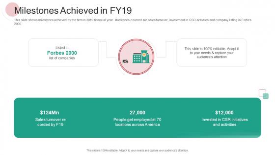 Real Capital Market Bid Assessment Milestones Achieved In FY19 Elements PDF