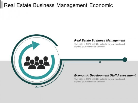 Real Estate Business Management Economic Development Staff Assessment Ppt PowerPoint Presentation Infographic Template Gallery
