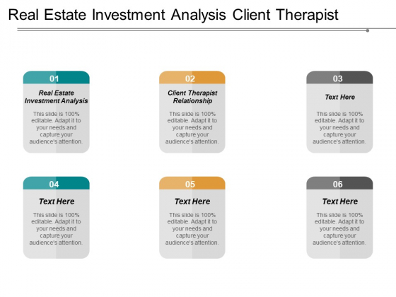 Real Estate Investment Analysis Client Therapist Relationship Ppt PowerPoint Presentation Professional Backgrounds