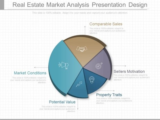 Real Estate Market Analysis Presentation Design - Powerpoint Templates
