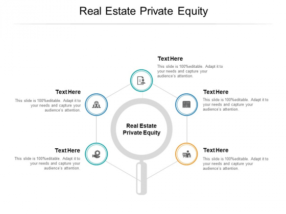 Real Estate Private Equity Ppt PowerPoint Presentation Model Background Image Cpb Pdf