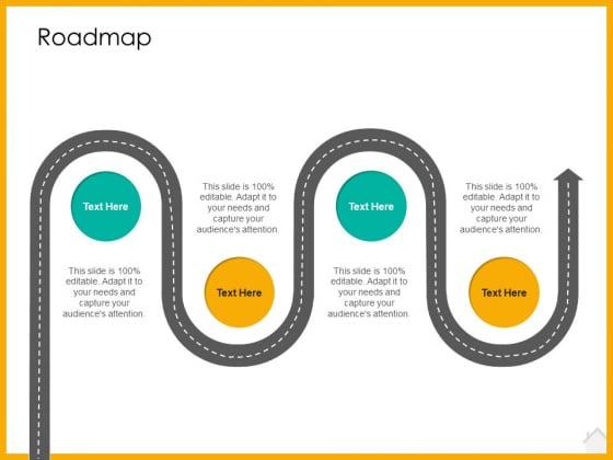 Real Estate Property Management System Roadmap Ppt Model PDF