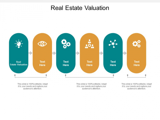 Real Estate Valuation Ppt PowerPoint Presentation Ideas Graphics Download Cpb