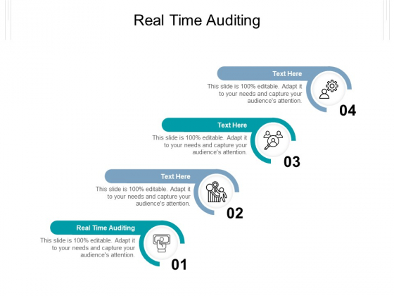 Real Time Auditing Ppt PowerPoint Presentation Styles Example File Cpb Pdf