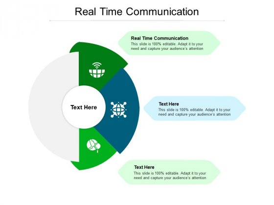Real Time Communication Ppt PowerPoint Presentation Inspiration Graphics Cpb Pdf