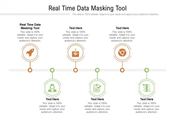 Real Time Data Masking Tool Ppt PowerPoint Presentation Layouts Show Cpb Pdf
