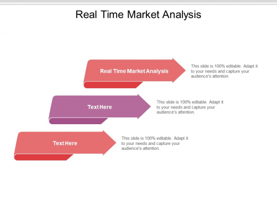 Real Time Market Analysis Ppt PowerPoint Presentation Pictures Slides Cpb Pdf