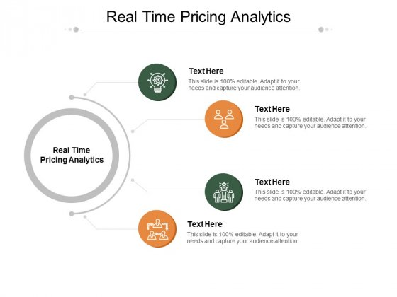 Real Time Pricing Analytics Ppt PowerPoint Presentation Portfolio Portrait Cpb Pdf