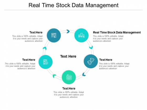 Real Time Stock Data Management Ppt PowerPoint Presentation Outline Introduction Cpb