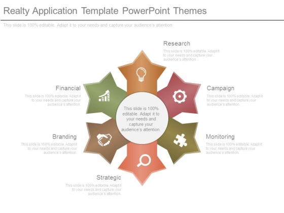Realty Application Template Powerpoint Themes