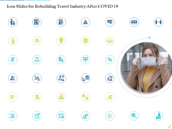 Rebuilding Travel Industry After COVID 19 Icon Slides For Rebuilding Travel Industry After COVID 19 Themes PDF