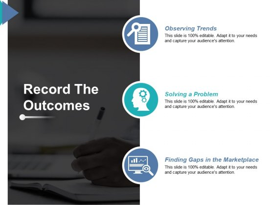 Record The Outcomes Personal Enterprise Plan Ppt PowerPoint Presentation Inspiration Format Ideas