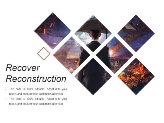 Recover Reconstruction Ppt PowerPoint Presentation Deck