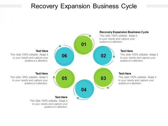 Recovery Expansion Business Cycle Ppt PowerPoint Presentation Portfolio Backgrounds Cpb Pdf