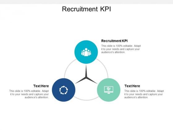 Recruitment KPI Ppt PowerPoint Presentation Infographics Format Ideas