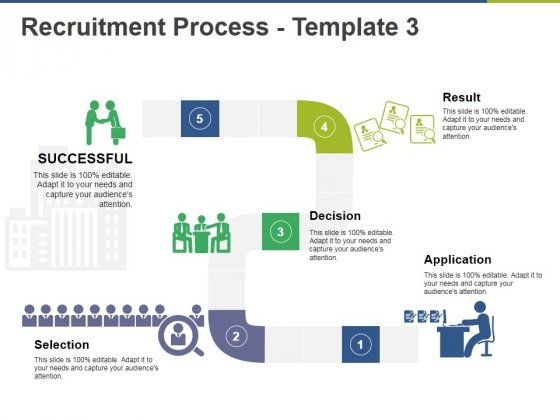 Recruitment Process Template 3 Ppt PowerPoint Presentation Model Show
