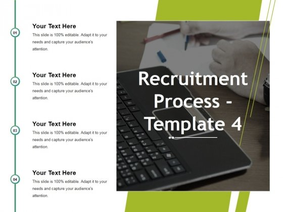 Recruitment Process Template 4 Ppt PowerPoint Presentation Styles Outfit