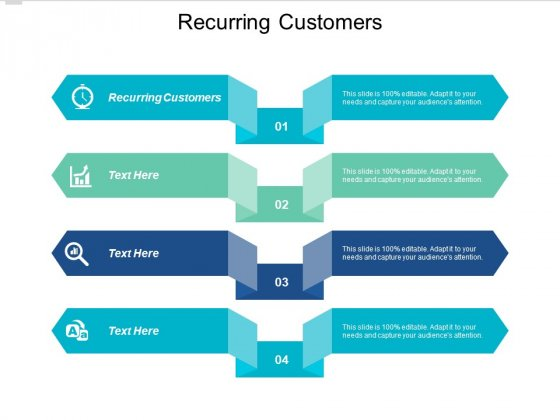 Recurring Customers Ppt PowerPoint Presentation Layouts Sample Cpb