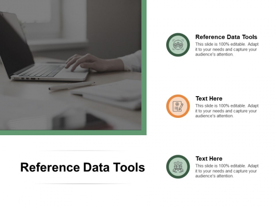 Reference Data Tools Ppt PowerPoint Presentation Gallery Ideas Cpb Pdf
