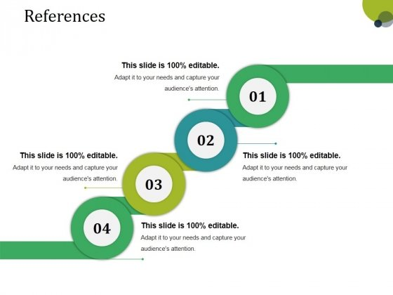 References Ppt PowerPoint Presentation Layouts Aids