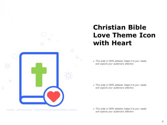 Reflect_Christ_Affection_Think_Bubble_Church_Ppt_PowerPoint_Presentation_Complete_Deck_Slide_4