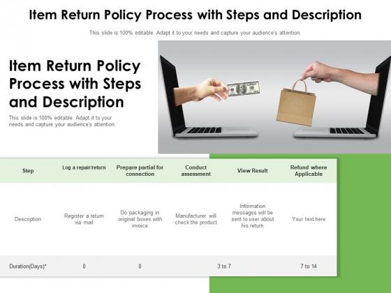 Refund_Policy_Dollar_Coin_Management_Ppt_PowerPoint_Presentation_Complete_Deck_Slide_3