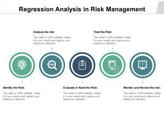 Regression Analysis In Risk Management Ppt PowerPoint Presentation Gallery Structure PDF