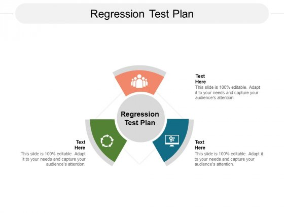 Regression Test Plan Ppt PowerPoint Presentation Infographics Background Images Cpb