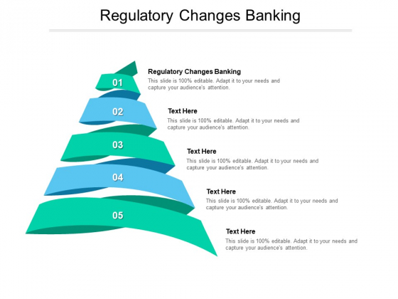 Regulatory Changes Banking Ppt PowerPoint Presentation Pictures Infographics Cpb Pdf