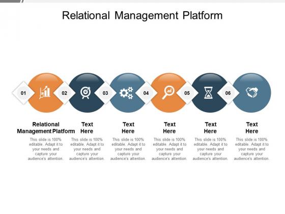Relational Management Platform Ppt PowerPoint Presentation File Visuals Cpb Pdf