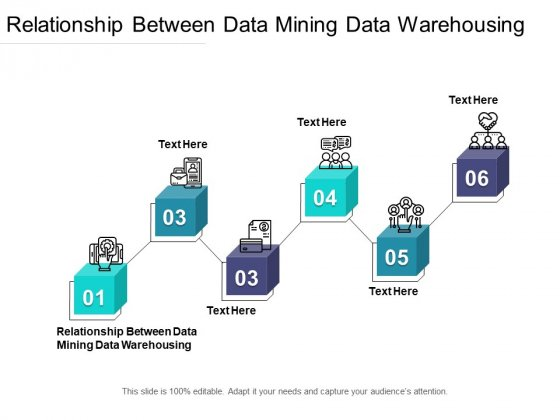 Relationship Between Data Mining Data Warehousing Ppt PowerPoint Presentation File Diagrams Cpb Pdf