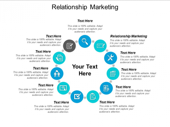 Relationship Marketing Ppt PowerPoint Presentation Infographic Template Example Introduction Cpb
