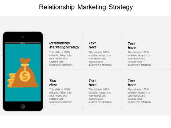 Relationship Marketing Strategy Ppt PowerPoint Presentation Styles Model Cpb