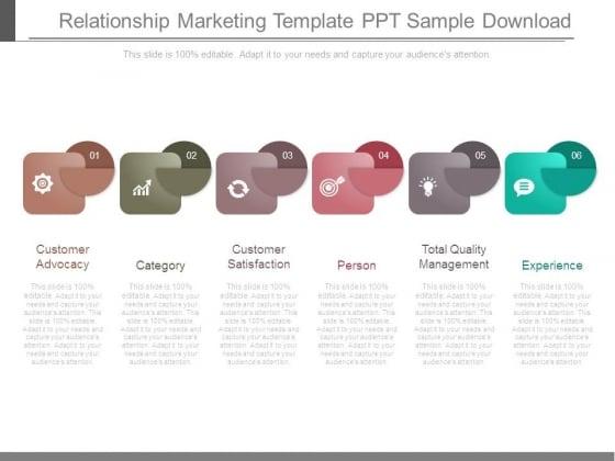 Relationship Marketing Template Ppt Sample Download