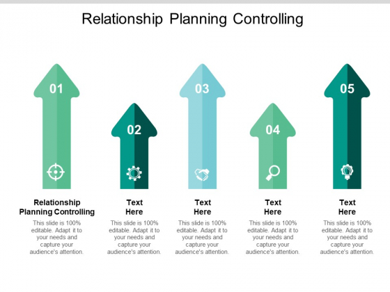 Relationship Planning Controlling Ppt PowerPoint Presentation Gallery Influencers Cpb