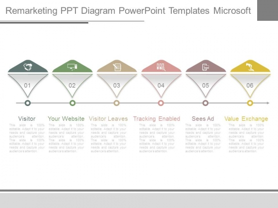 Remarketing Ppt Diagram Powerpoint Templates Microsoft