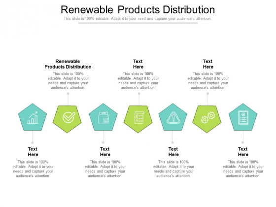 Renewable Products Distribution Ppt PowerPoint Presentation File Slides Cpb Pdf
