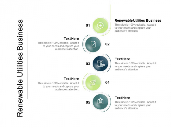 Renewable Utilities Business Ppt PowerPoint Presentation Infographic Template Clipart Images Cpb Pdf