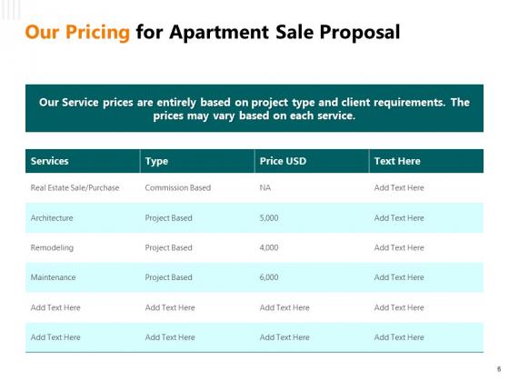 Rent_Condominium_Proposal_Ppt_PowerPoint_Presentation_Complete_Deck_With_Slides_Slide_6