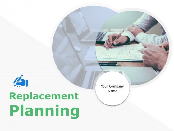 Replacement Planning Ppt Powerpoint Presentation Portfolio Graphics Tutorials