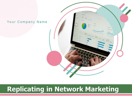 Replicating In Network Marketing Duplication Growth Arrow Effectively Ppt PowerPoint Presentation Complete Deck