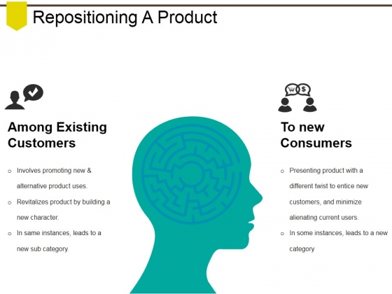 Repositioning A Product Ppt PowerPoint Presentation Infographic Template Outline