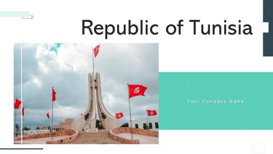 Republic Of Tunisia Panorama Architectural Ppt PowerPoint Presentation Complete Deck With Slides